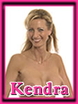 Call Kendra for hot MILF phone sex